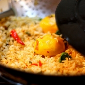 Aromatic Baked Lemon Rice