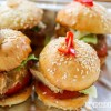 Jerk Halloumi Sliders