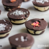 Raw Salted Nut Butter Cups