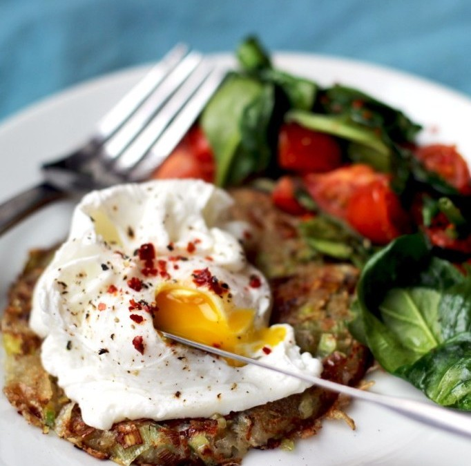 Fiery Welsh Dragon Hash Browns