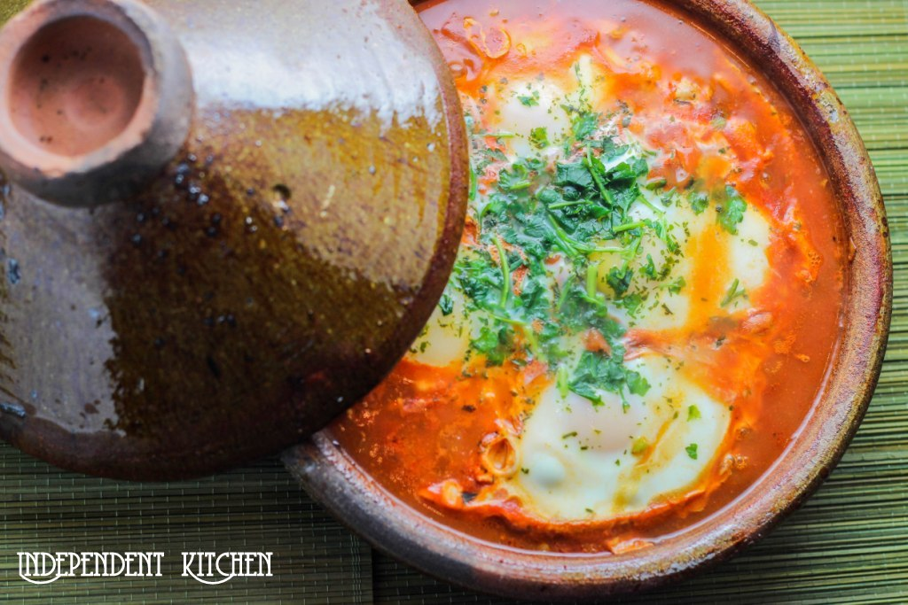 Moroccan Berber Omelette Independent Kitchen