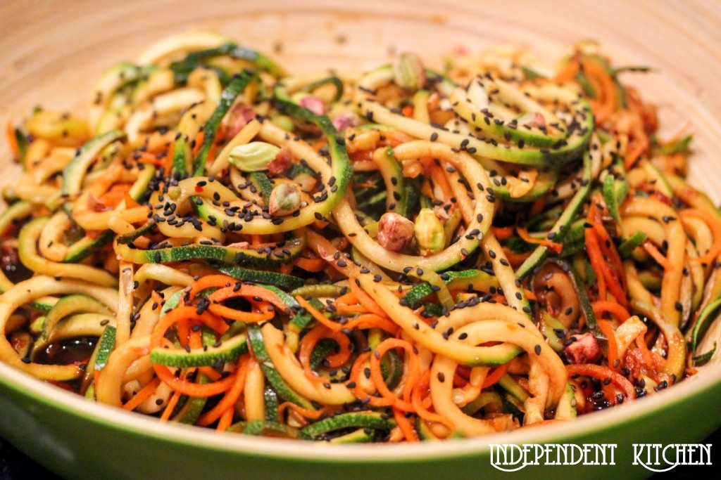 Vegetable Noodle Pad Thai